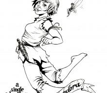 Peter Pandora: Cover