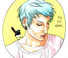 I'm OK alone